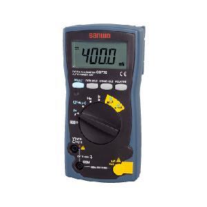 在庫 sanwa 三和電気計器 CD770 デジタルマルチメータ CD-770 あすつく対応|edenki