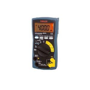三和電気計器 CD772+C77H デジタルマルチメータ+新ハードケース CD-772+C77H edenki