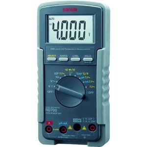 sanwa 三和電気計器 RD700 デジタルマルチメータ RD-700 edenki