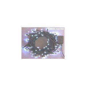 LWK100W LED100球 ストレートコードタイプ 白色 LWK-100W|edenki