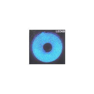 LED6B ルミネチューブライト セットタイプ 青 LED-6B|edenki