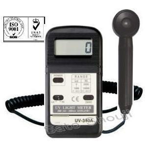 UV-340A デジタル紫外線強度計 UV340A|edenki
