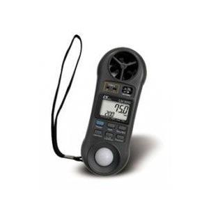LM-8000 AHLT-100 マルチ環境計測器 一台で照度計、風速計、温度計、湿度計 特製キャリングケース付属 LM8000|edenki