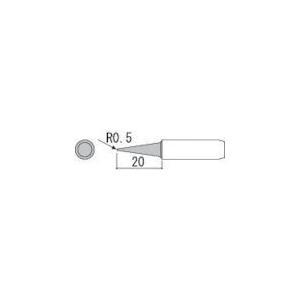 HAKKO(白光)ハッコー [900L-T-B] B型 Lサイズ 交換こて先 900LTB 127-9211|edenki