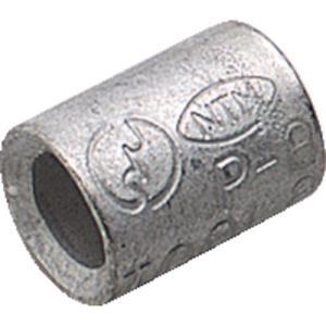 あすつく対応 TRUSCO T-P-2 裸圧着スリ−ブ P形 より線1.04〜2.63mm2 TP2 255-7495|edenki