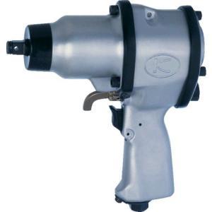 あすつく対応 空研 KW-14HP 1/2インチSQ中型インパクトレンチ 12.7mm角 エアインパクトレンチ KW14HP|edenki