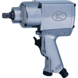 あすつく対応 「直送」 空研 KW-19HP 1/2インチSQ中型インパクトレンチ 12.7mm角 エアインパクトレンチ KW19HP|edenki