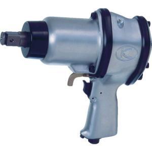 あすつく対応 空研 KW-20P 3/4インチSQ中型インパクトレンチ 19mm角 エアインパクトレンチ KW20P|edenki