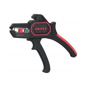 あすつく対応 クニペックス KNIPEX 1262-180 ワイヤーストリッパー 0.2-6.0 SB 1262180|edenki