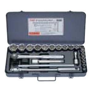 トップ工業 TOP SSS-417S サーフェイスソケットレンチ セット 差込角12.7mm SSS417S edenki