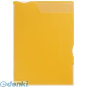 キングジム KING JIM 758キイ ス−パ−ハ−ドホルダ−(マチ付) 黄|edenki