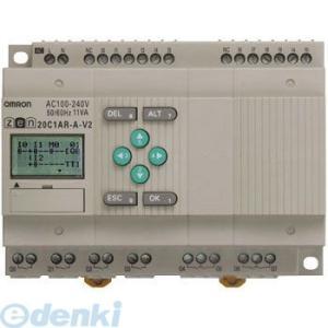 (キャンセル不可)オムロン(OMRON) [ZEN-20C1AR-A-V2] 標準LCDタイプCPU...