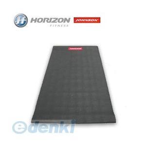 【個数:1個】ジョンソン HORIZON YHZM0007 直送 代引不可・他メーカー同梱不可 YHZM0007 マット トレッドミル用 ルームランナー用フロア保護マット大 YHZM0007|edenki