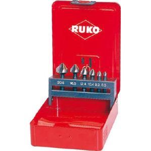ルコ RUKO 102319 6PC カウンターシンクセット 【スチールケース入り】 edenki