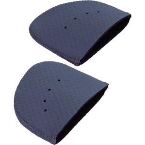 あすつく対応 トラスコ中山(TRUSCO) TRUSCO TTPGY 安全靴用つま先パット 437-7770|edenki