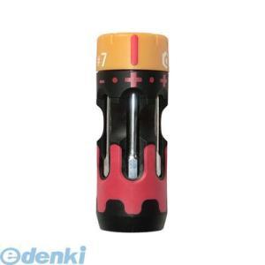 アイガーツール EIGERTOOL 4511372153677 スイスツール システムドライバーショートラチェット #7 SD-SR07|edenki
