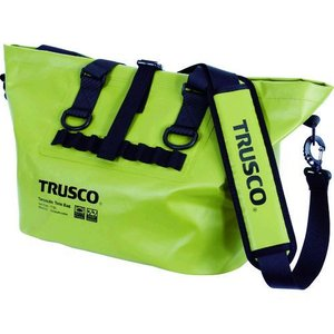 あすつく対応 トラスコ中山(TRUSCO) TRUSCO    TTBLOD 防水ターポリントートバッグ Lサイズ OD edenki