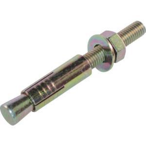 あすつく対応 ケー・エフ・シー B10100 ホーク・アンカーボルトBタイプ スチール製 【200個入】|edenki