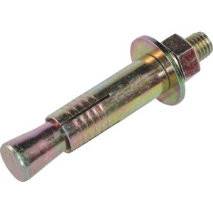 あすつく対応 ケー・エフ・シー B12100 ホーク・アンカーボルトBタイプ スチール製 【100個入】|edenki