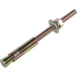 あすつく対応 ケー・エフ・シー B12200 ホーク・アンカーボルトBタイプ スチール製 【80個入】|edenki