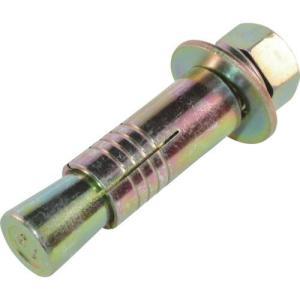 あすつく対応 ケー・エフ・シー B16100 ホーク・アンカーボルトBタイプ スチール製 【50個入】|edenki