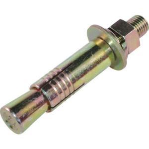 あすつく対応 ケー・エフ・シー B16125 ホーク・アンカーボルトBタイプ スチール製 【50個入】|edenki