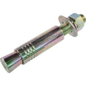 あすつく対応 ケー・エフ・シー B24200 ホーク・アンカーボルトBタイプ スチール製 【15個入】|edenki