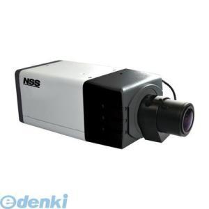 NSC-IP1000-5M 直送 代引不可・他メーカー同梱不可 5メガピクセルボックス型ネットワークカメラ f=2.8〜12.0mm(レンズ付属) NSCIP10005M|edenki