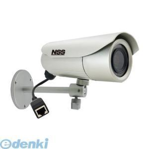 NSC-IP1041-5M 直送 代引不可・他メーカー同梱不可 5メガピクセル防水暗視バリフォーカルネットワークカメラ f=3.3〜12.0mm 15m(赤外線照射距離)|edenki