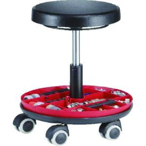 【海外メーカー特集】カイザークラフト社  760267 KAISER 工具トレイ付作業チェア|edenki