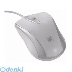 オーム電機  01-3543 【快適グリップ】光学式マウス Mサイズ ホワイト PC-SMO1M-W 013543|edenki