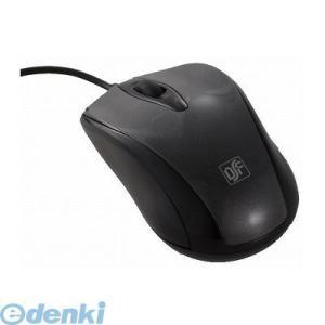 オーム電機  01-3542 【快適グリップ】光学式マウス Mサイズ ブラック PC-SMO1M-K 013542|edenki
