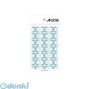 A-one エーワン 04008 セルフインデックス 小 青 21面 edenki
