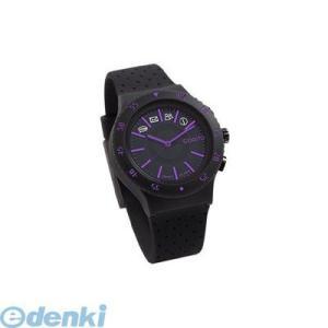 CONNECTEDEVICE  4562187615638 Bluetooth SMART対応アナログ腕時計 COGITO POP パープル|edenki