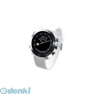 CONNECTEDEVICE  4562187616178 Bluetooth SMART対応アナログ腕時計 COGITO CLASSIC シリコンバンド ホワイト|edenki