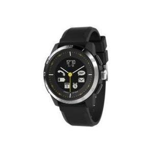 CONNECTEDEVICE  4562187616338 Bluetooth SMART対応アナログ腕時計 COOKOO2 ブラック|edenki