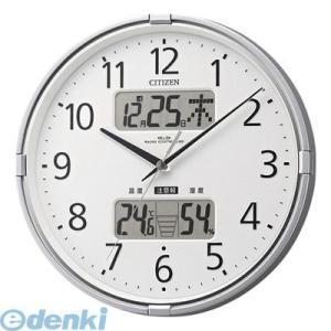 シチズン時計  4FY618-019 電波掛時計 インフォームナビ F 4FY618019|edenki