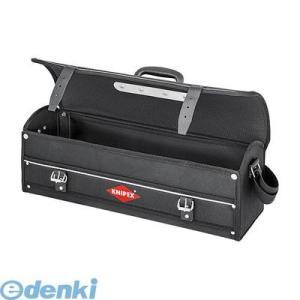 クニペックス KNIPEX 002107LE 002107LE トラディッショナルツールケース【515mm】|edenki