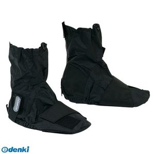 RSタイチ  4997035219681 RSR210 レインバスターブーツカバーショート BLACK S|edenki
