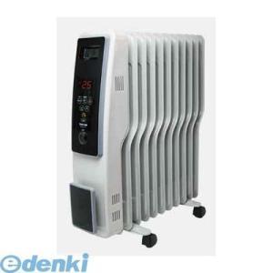 テクノス TEKNOS TOH-D1101 オイルヒーター 11枚フィン デジタル表示 TOHD1101|edenki