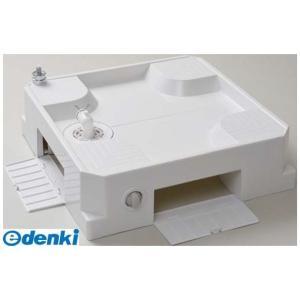 シナネン SINANEN USBS-6464SNW(+CT-SNW) 防水パン 給水栓付64床上点検タイプ【透明横トラップ付】 USBS6464SNW(+CTSNW)|edenki