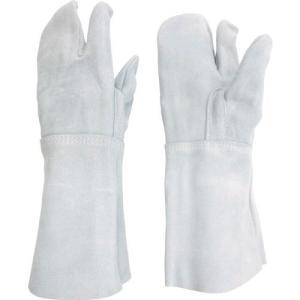 あすつく対応 ミドリ安全  MT1063P 溶接用 牛床革手袋 3本指 MT−106−3P|edenki