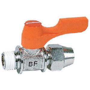 あすつく対応 アソー ASOH BF-1202 エースボール フレアージョイント型 PT1/4XΦ6.35|edenki