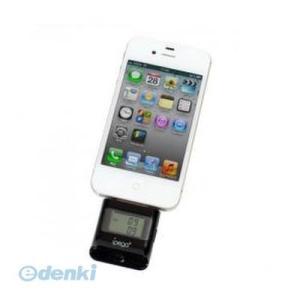 直送 代引不可・同梱不可 RAMA12G28 サンコー iPhone4用アルコールチェッカー|edenki