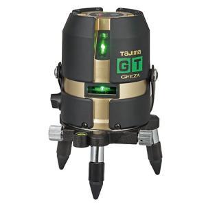 TJMデザイン タジマ GT3G-ISET レーザー墨出し器 受光三脚セット GT3GISET|edenki