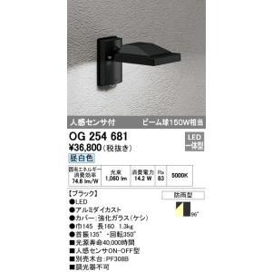 【予約受付中】【12月上旬頃入荷予定】オーデリック ODELIC OG254681 LEDスポットライト edenki