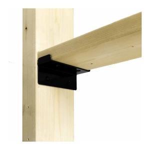 【商品説明】 ■和気産業「Walist ウォリスト」シリーズ専用棚受け。 ■1×4材、2×4材の幅に...