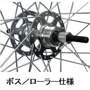 4938915704729 アサヒサイクル アルミリム後輪 外装用 ボス/ローラーブレーキ仕様 タイヤチューブ無 20x1.50 HLQ−10A|edenki
