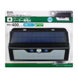 朝日電器 ELPA  ESL-K411SL(W) LEDセンサーウォールライト ESLK411SL(W)|edenki