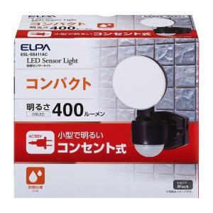 朝日電器 ELPA  ESL-SS411AC AC センサーライト ESLSS411AC|edenki